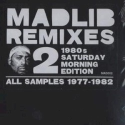 Jadakiss Put Your Hands Up (Madlib Remix) Artwork