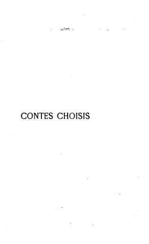 Download Contes choisis