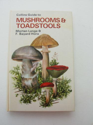 Download Collins guide to mushrooms & toadstools