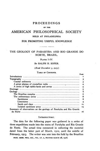 Proceedings of the American Philosophical Society Held at Philadelphia for Promoting Useful …