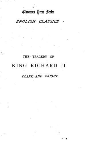 Download The Tragedy of King Richard II