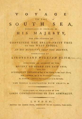 Download A voyage to the South Sea