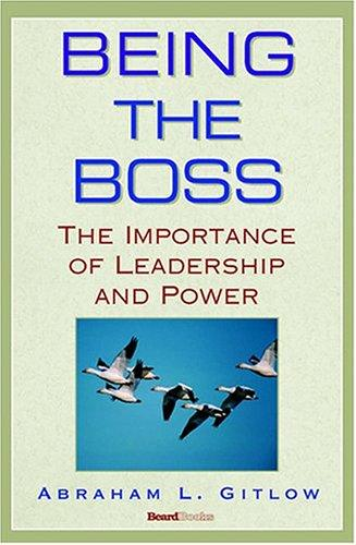 Download Being The Boss