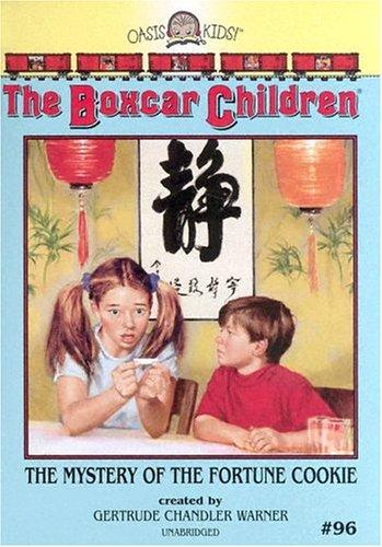 The Mystery in the Fortune Cookie (Boxcar Children)