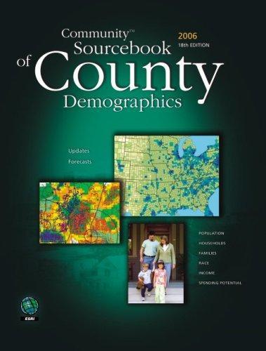Download Community Sourcebook of County Demographics