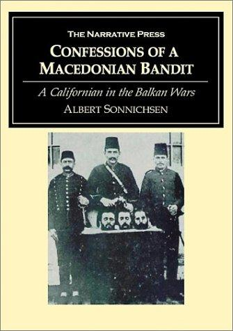Download Confessions of a Macedonian Bandit