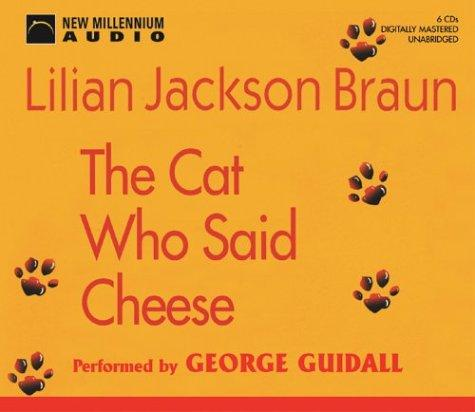 Cat Who Said Cheese (Cat Who… (Audio))