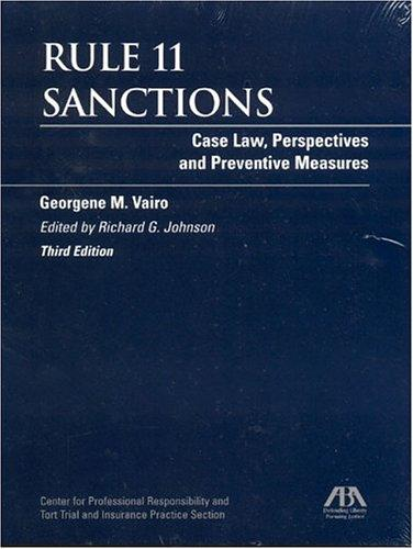 Download Rule 11 sanctions