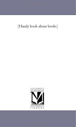 Handy book about books