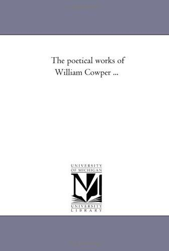 Download The poetical works of William Cowper …