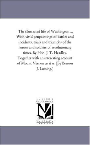 Download The illustrated life of Washington