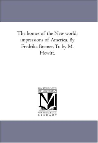 Download The Homes of the New World