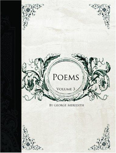 Poems   (Large Print Edition)