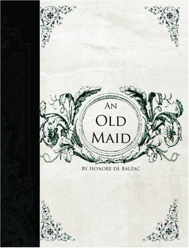 Old Maid  (Large Print Edition)