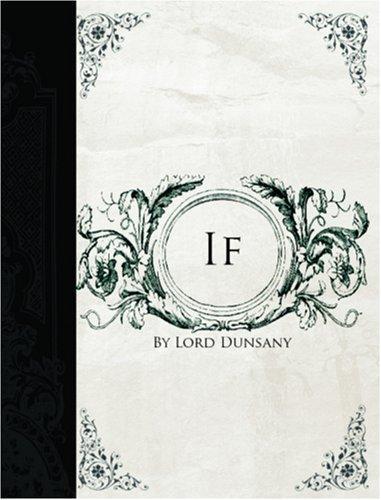 If  (Large Print Edition)