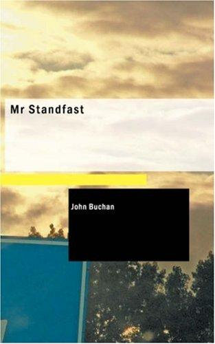 Mr Standfast by John Buchan