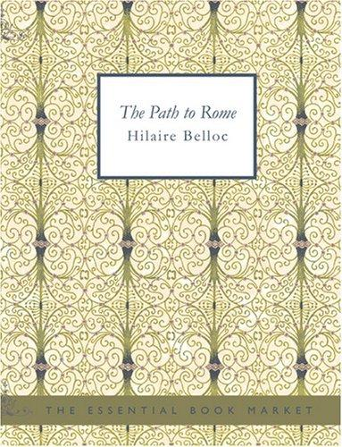 Download The Path to Rome (Large Print Edition)