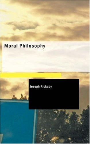 Download Moral Philosophy