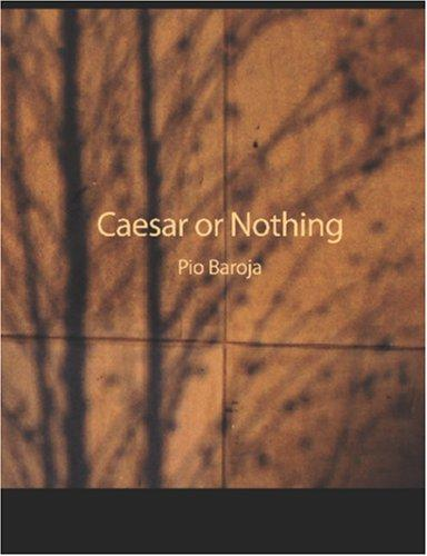 Download Caesar or Nothing (Large Print Edition)