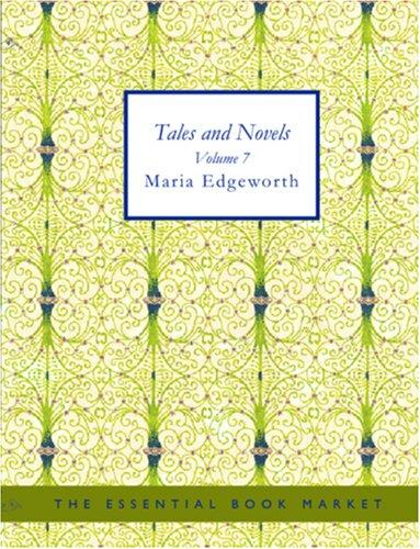 Tales and Novels (Large Print Edition)