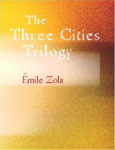 Download The Three Cities Trilogy (Large Print Edition)