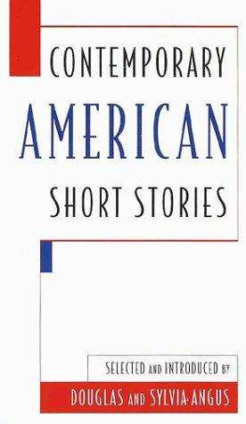 Contemporary American Short Stories
