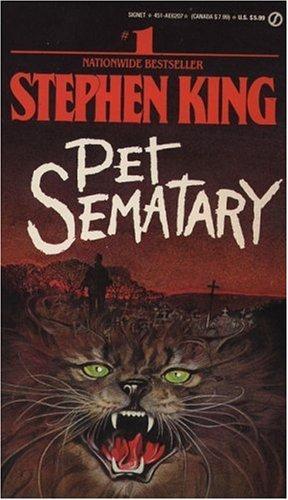 Pet Sematary (Signet Books)