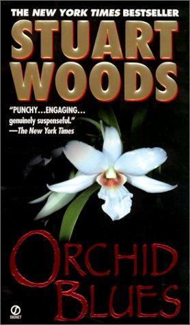 Orchid Blues (Holly Barker Novels)