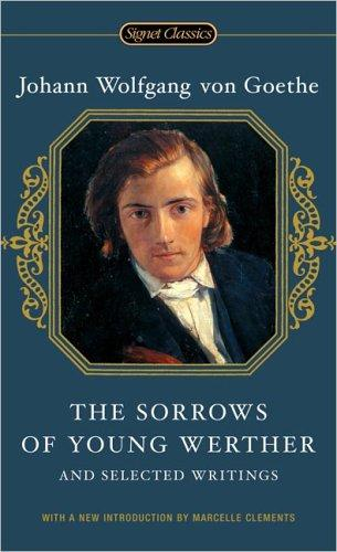 Download The sorrows of young Werther and selected writings