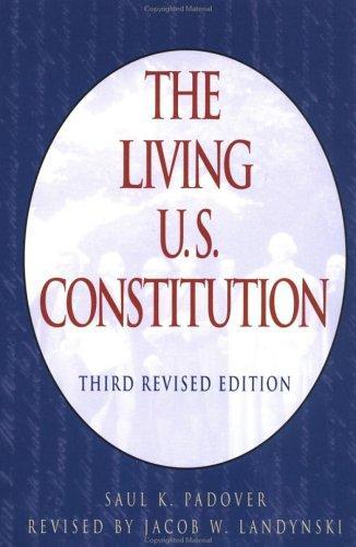 The living U.S. Constitution