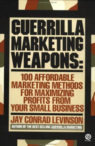 Download Guerrilla marketing weapons