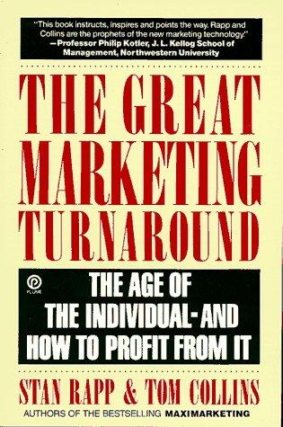 The great marketing turnaround
