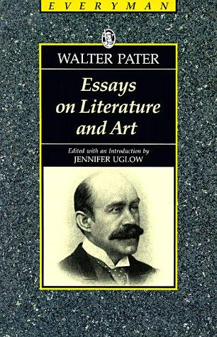 Essays on literature and art