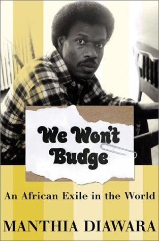 We won't budge