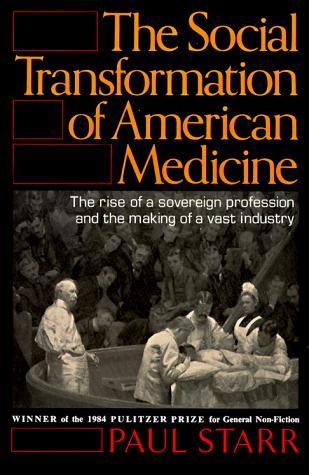 Download The social transformation of American medicine