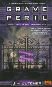 Grave Peril (The Dresden Files, Book 3) [Mass Market Paperback] by Butcher, Jim