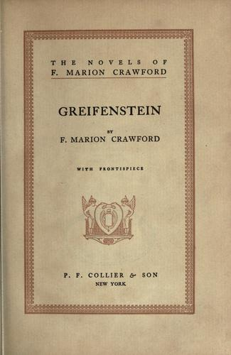 Download The novels of F. Marion Crawford.