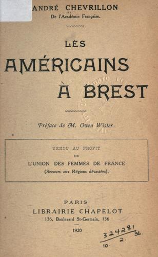Les Américains à Brest
