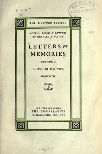 Letters & memories