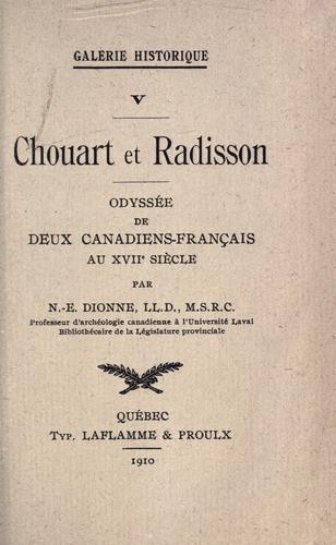 Chouart et Radisson