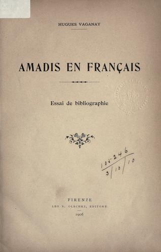 Amadis en français