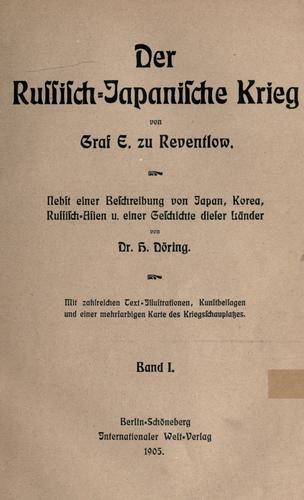 Download Der russisch-japanische Krieg.