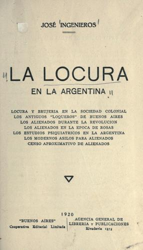 Download La locura en la Argentina