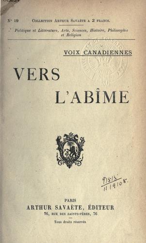 Download Voix canadiennes