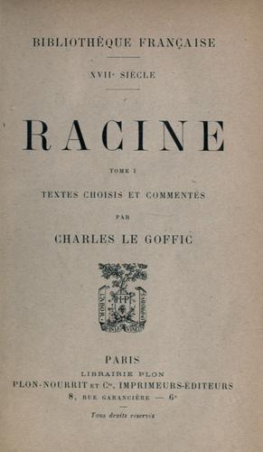 Racine.
