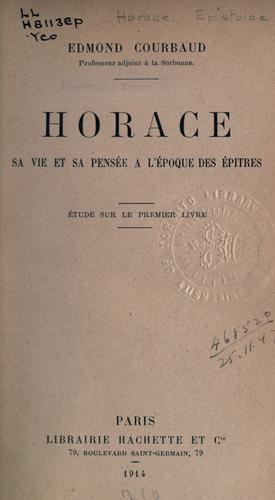 Download Horace
