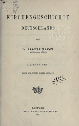 Download Kirchengeschichte Deutschlands