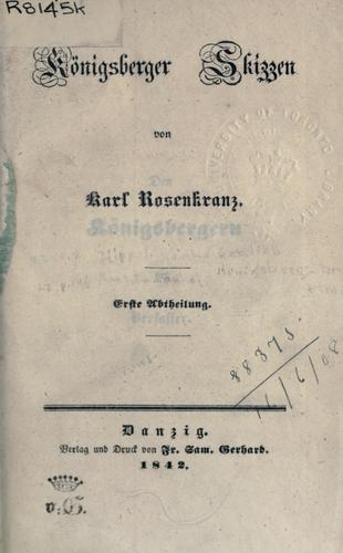 Download Königsberger Skizzen.