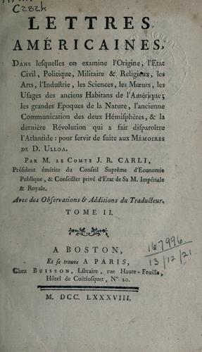 Download Lettres Américaines …