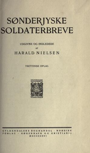 Download Sønderjyske soldaterbreve